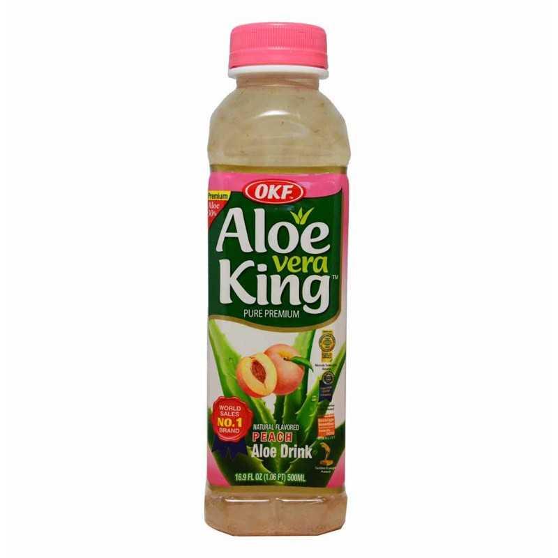 ALOE VERA KING Original - Boisson à l'Aloe vera - 500ml