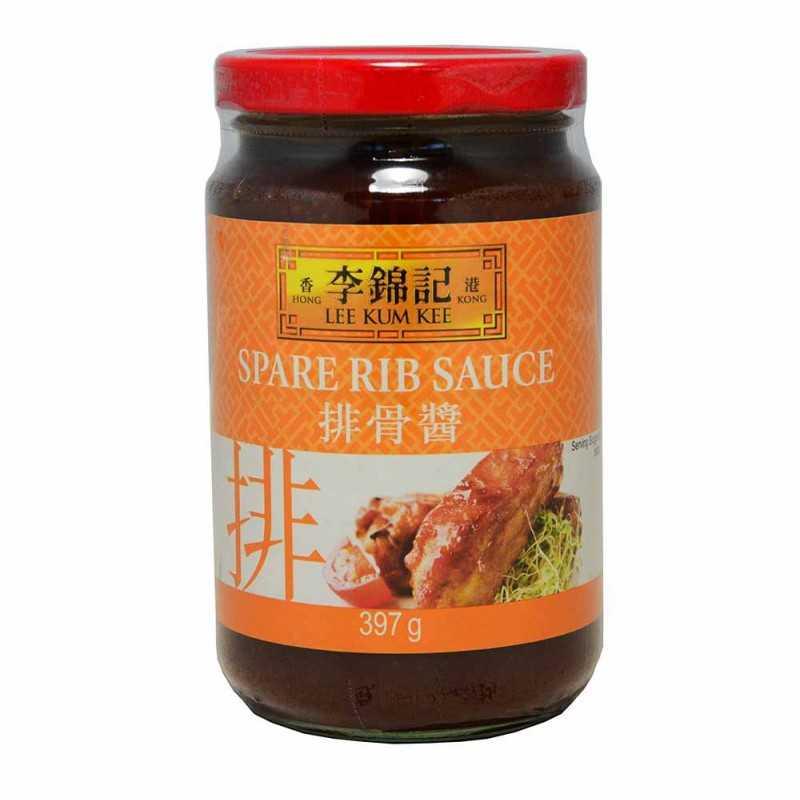 Sauce Rib - Spar rib sauce - LKK 397g