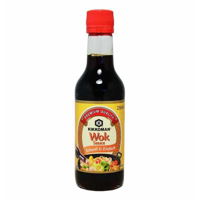 Wok Sauce - Kikkoman 250ml