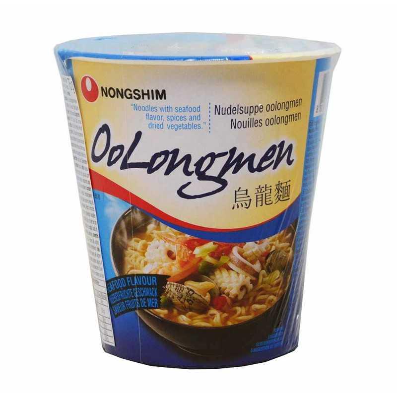 OoLoongmen - Fruit de mer - Nongshim 75g