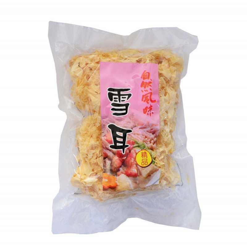 Champignons blancs Chinois (trémelle) - 100g