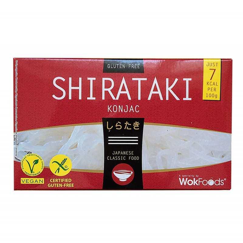 Konjac Shirataki - Vermicelles WokFoods 300g