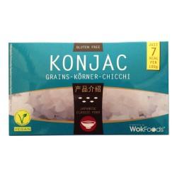 Konjac grains -  WokFoods 300g
