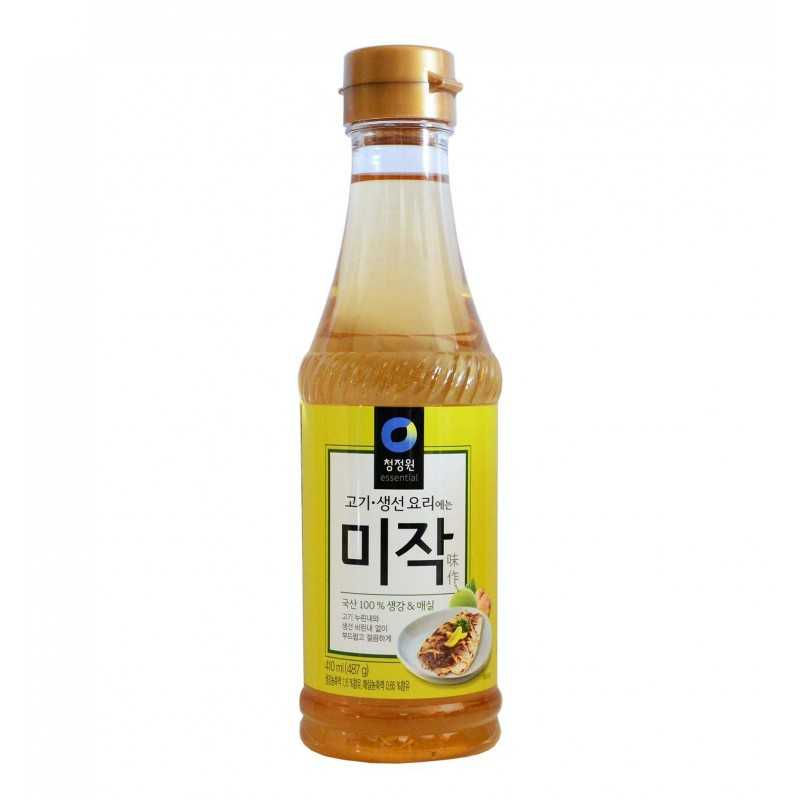 Sauce gingembre et prunes - Mijak - 410 ml