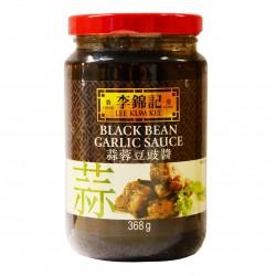 Black Bean Garlic Sauce - Haricot noir et ail - LKK 368g