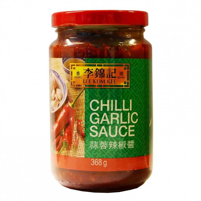 Chilli Garlic Sauce - Piment et ail - LKK 368g