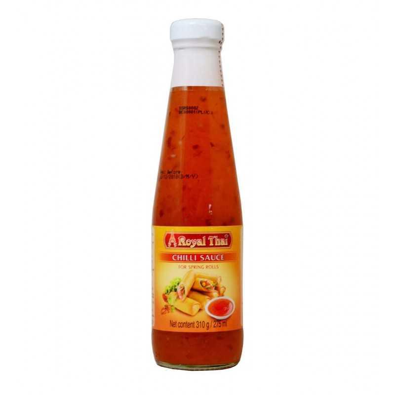 CHILI SAUCE pour nems - Royal Thaï 275 ou 700 ml