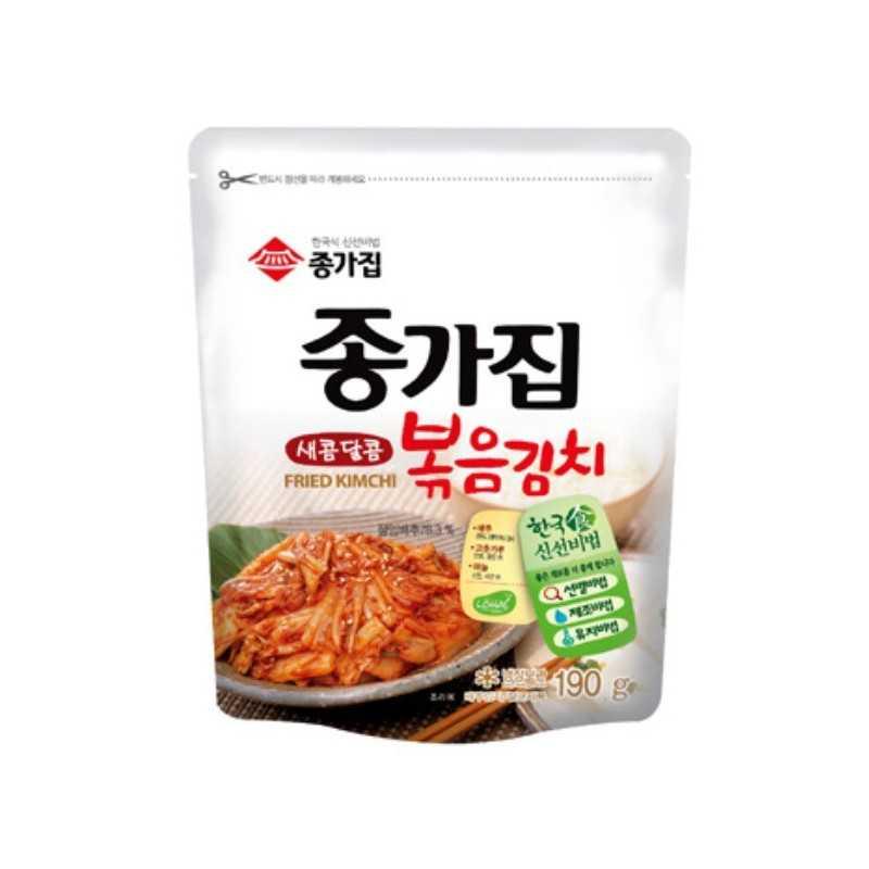 Kimchi Grillé - Chongga 190g