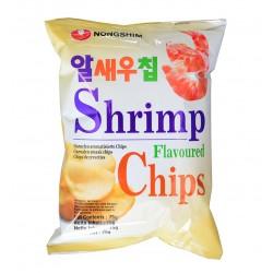 Shrimp - Beignet de crevette - Nongshim 75g