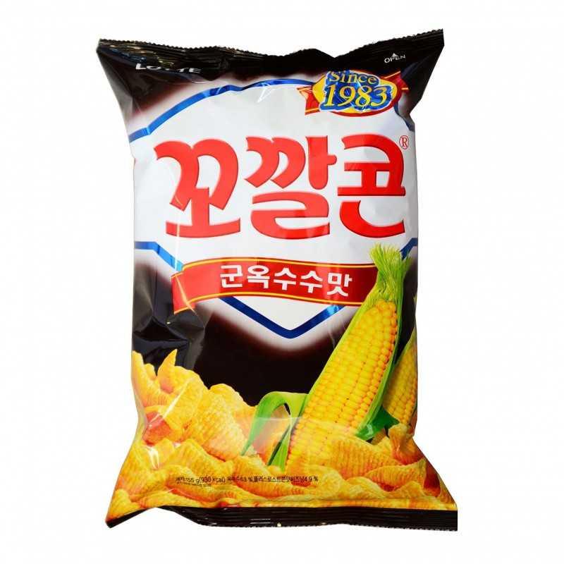 Kokal Corn - Lotte 155g