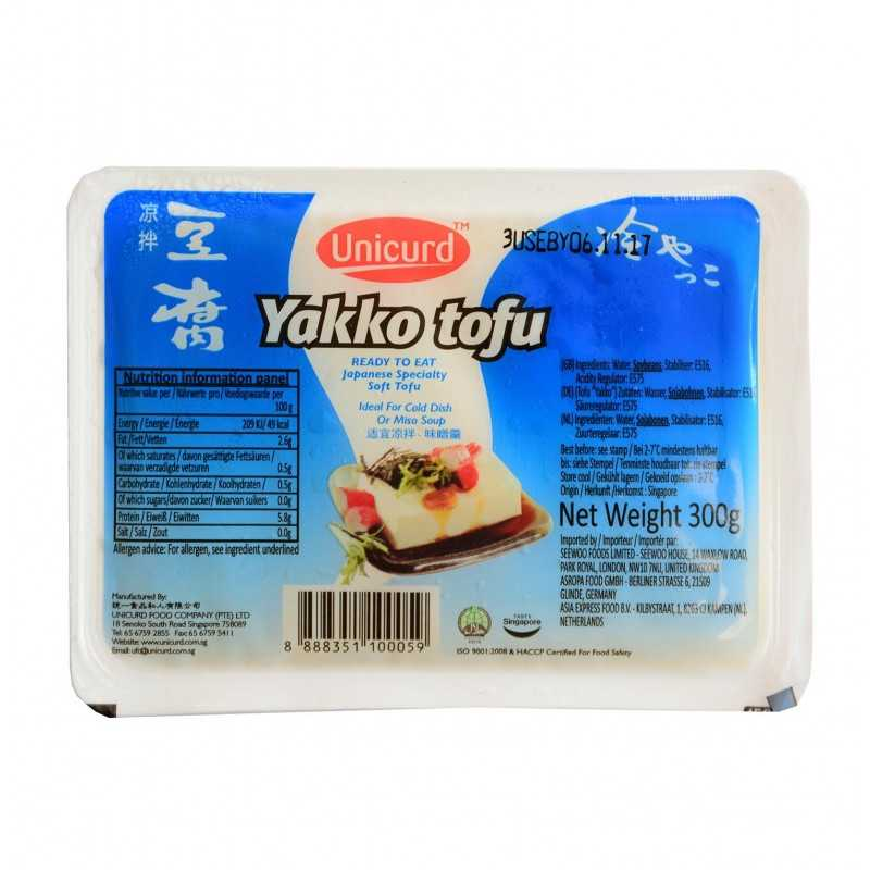 Yakko Tofu - unicurd 300g