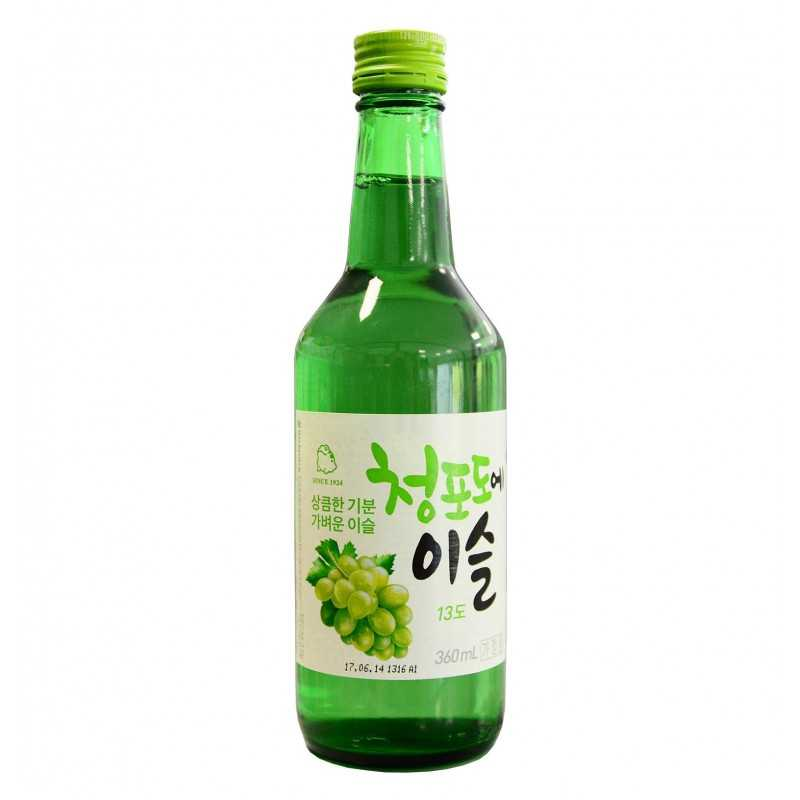 CHUM-CHURUM SOJU goût raisin