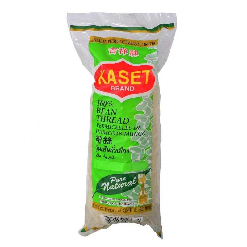 Vermicelles de haricots mungo - Kaset 200 g
