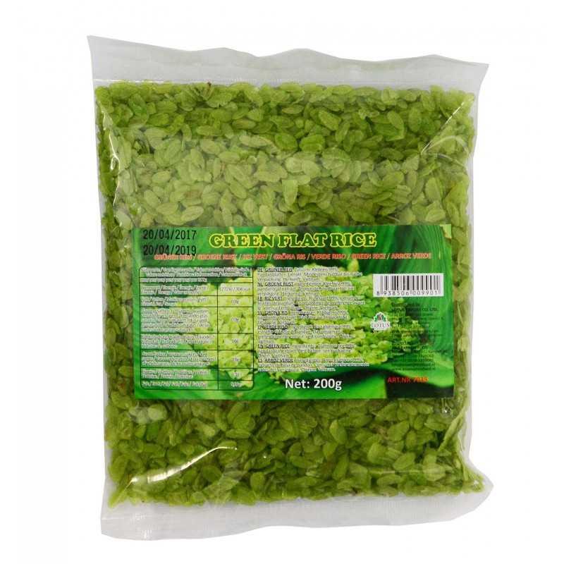 riz vert (Cốm) - 200 g