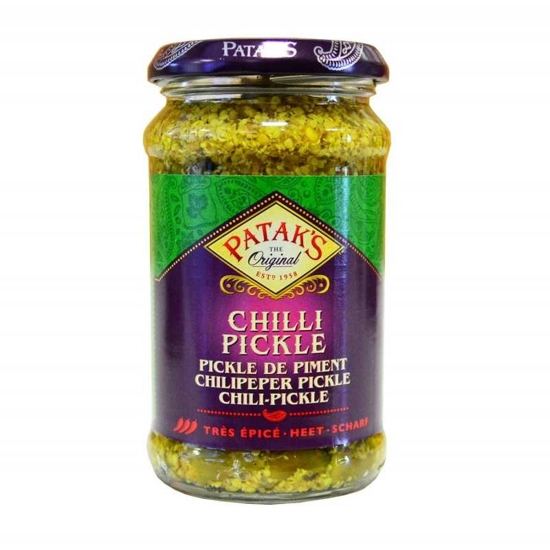 Chili Pickle - Patack's 283 g