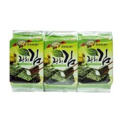Kim coupé assaisonné à l'huile d'olive et thé vert - 3x5g
