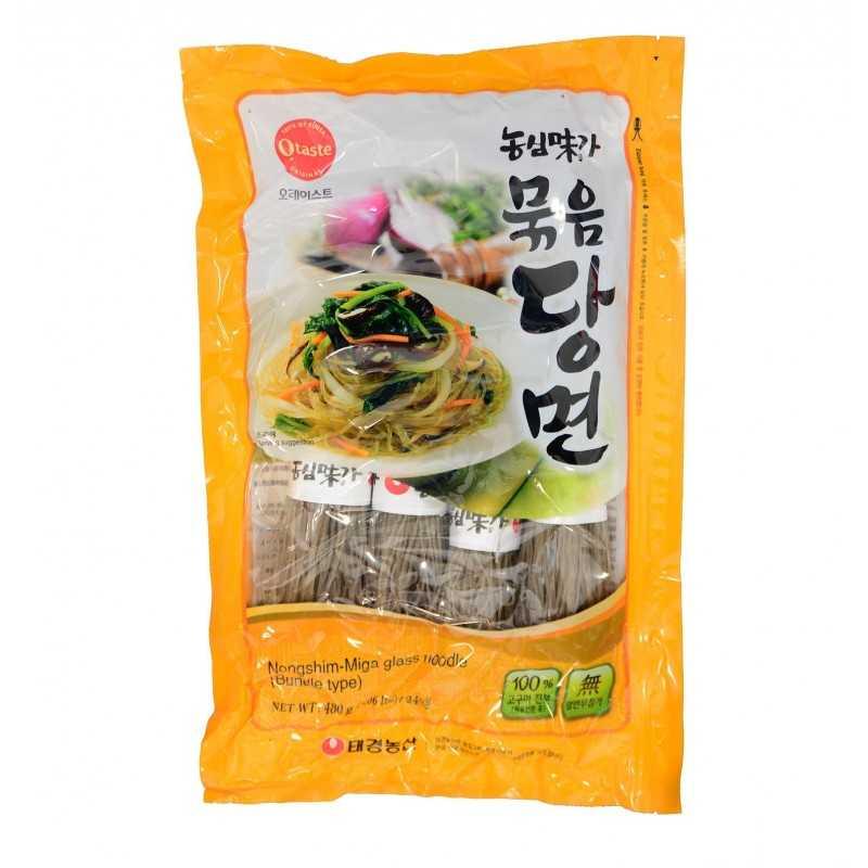 DANGMYEON : Nouilles de Patates Douces pour Japchae - 480 g