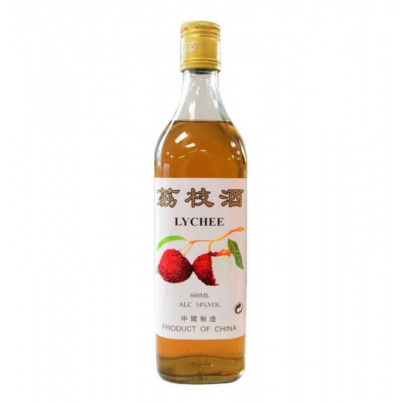 Vin de Litchi - 600 ml