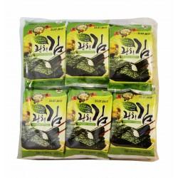 Kim coupé assaisonné à l'huile d'olive et thé vert - 12x5g