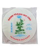 Galettes de Riz Vietnamienne pour Nems et Rouleaux de Printemps