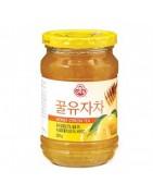 Infusions Coréennes Au Miel | Large Gamme de Produits Exotiques
