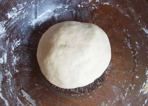 boule de pain pour Jjinppang